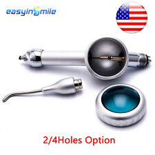 Dental Use Hygiene Air Flow 24 Holes Stainless Steel Handpiece Prophy Polishing
