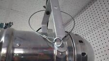 """SAFETY CABLE Stainless steel 24"""" stage DJ par LED leko lights speaker tools 60cm"""