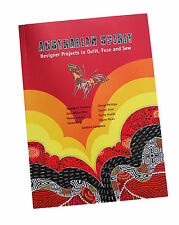 BOOK - AUSTRALIAN SPIRIT - Pattern, Photo Gallery, for Quilting, Craft, Sewing
