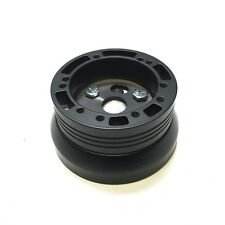 5 & 6 Hole Black Steering Wheel Adapter for 1970 to 1973 Chevy & GMC C10 Pick Up