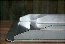 Plancha / Grillplatte / Bratplatte / BBQ/ 480 x 350 x 4mm Edelstahl