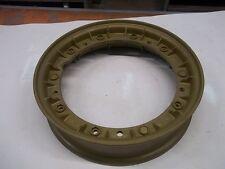 cerchio ruota in lega alluminio vespa 3 00 10   3 50 10 DISPONIBILE SOLO  BIANCO