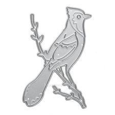 Bird Metal Cutting Die DIY Stencil Scrapbooking Embossing Album Paper Card Craft