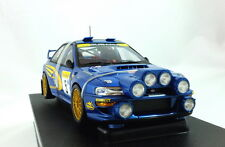 1/18 AUTOart Subaru Impreza #5 Night Race 22B 1999 Monte Carlo Burns Reid 89994