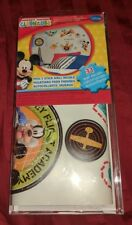 DISNEY MICKEY MOUSE CLUBHOUSE 31 Wall Decals Stickers Decor airplane pilot NEW