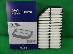 GENUINE KIA RIO HATCHBACK UB & YB SERIES 1.4 L & 1.6 L PETROL AIR FILTER