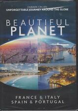 BEAUTIFUL PLANET:  France & Italy / Spain & Portugal (2-Disc Set, 2012) - NEW