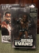 UFC MMA Round 5 Ultimate Collector Series 1 Rashad Sugar Evans Action Figure