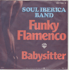 """7"" - SOUL IBERICA BAND - Funky Flamenco"