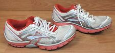 Genuine Brooks Pure Cadence Women's White & Peach Size 7 Running Shoes READ
