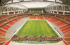 2006 ARIZONA CARDINALS NFL FOOTBALL STADIUM Color PHOTO CARD-Lot Glendale (AZ)
