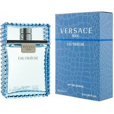 VERSACE MAN EAU FRAICHE 100ML AFTER SHAVE  BRAND NEW & SEALED