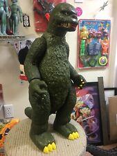 "1977 Shogun Warriors Godzilla 19"" Toho Figure Firing Fist & Fire Tongue"