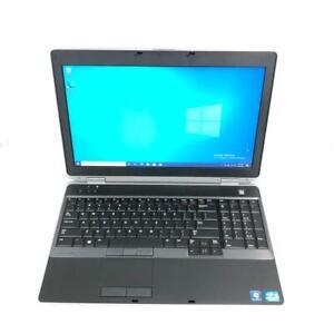 """Dell Latitude E6530 15.6"""" Core i7 3520M 2.9GHz 16GB RAM 1TB SSD Win 10 Pro"""
