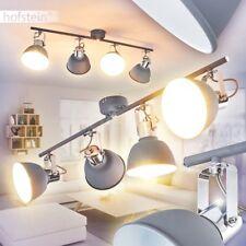 4er Spot Retro Wohn Schlaf Raum Flur Strahler mintgrün Decken Lampen verstellbar