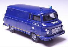H0 Kleintransporter Barkas B 1000 K THW Landesverband Berlin Blaulicht 14101342