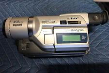 Nice Sony Dcr-Trv120 Digital 8 Camcorder Hi8 Camera with Charger, Bag, Video
