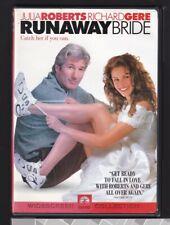 """"""" Runaway Bride - wide screen """" - lightly Used DVD"""