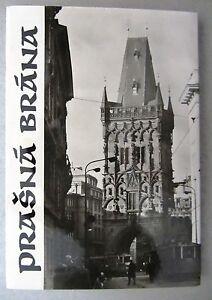 Lot Sammlung Leporello 10x Prasna Brana PRAHA Prag Tschechien ungelaufen