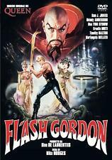 FLASH GORDON - 1980  DVD FANTASTICO