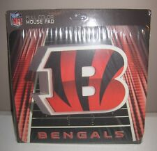 CINCINNATI BENGALS NFL Full Color Mouse Pad by Hunter Manufacturing