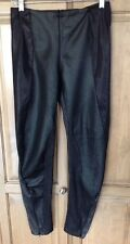 FRENCH CONNECTION My Ride Panel Skinny Trousers/Leggings MOTO Size 4 $128