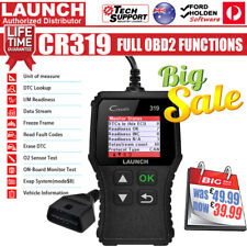 OBD2 EOBD Fault Code Reader Scanner Diagnostic Car Engine Scan Tool LAUNCH CR319