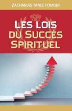 Lois du Succ?s Spirituel (Volume Un): By Fomum, Zacharias