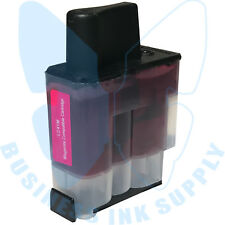 1 MAGENTA LC41 HIGH YIELD LC41M Ink Cartridge Compatible for BROTHER Printer