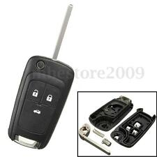 3 BUTTON REMOTE KEY CASE FOR VAUXHALL OPEL HOLDEN ZAFIRA ASTRA INSIGNIA