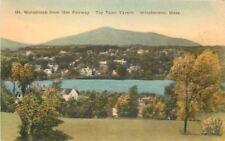 1920s Mt Monadnock Golf Toy Town Tavern Winhendon Massachusetts Albertype 2777
