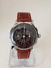 Herren Armbanduhr LANCET WW 2 Chronograph Swiss Made