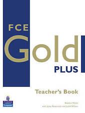 Longman/Pearson FCE (First Certificate) oro Plus Teacher's Book @NEW @