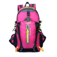 NEW Outdoor Hiking Camping Waterproof Nylon Travel Luggage Rucksack Backpack Bag