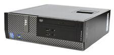 Dell Optiplex 3010 SFF Intel Quad Core i5-3470 8GB 500GB DVDRW HDMI Win7 Pro