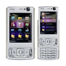 Original Nokia N95 3G WCDMA Wifi 5MP Bluetooth Long Stand Dual-Slide Phone