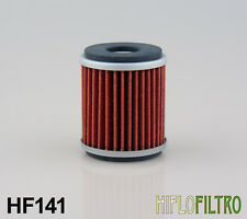 HiFlo HF141 - Yamaha WR125 WR250 WR450  Motorcycle Oil Filter - HF 141