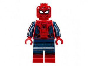 NEW LEGO SPIDER-MAN FROM SET 76082 SPIDER-MAN HOMECOMING (sh420)