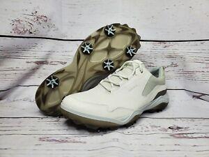 ECCO M Gor-tex Golf Strike Tour Mens Golf Shoes 132104 01007 NEW Sz12-12.5 EU 46