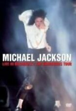 Michael Jackson Live in Bucharest The Dangerous Tour DVD PAL R4