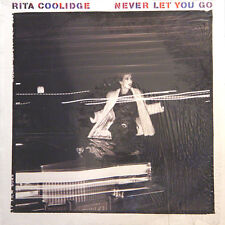 RITA COOLIDGE Never Let You Go NED Press A&M AMLH 64914 1983 LP