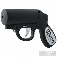 NEW MACE Pepper GUN 20ft. Distance Defense SPRAY Strobe LED 80405 FAST SHIP