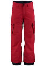 New O'Neill Hyperdry Exalt Snowboard Snow Ski Pants Scooter Red Small 653016