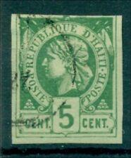 Gestempelte Briefmarken aus der Karibik