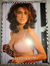 Intimissimi Italian lingerie catalog 2007 Winter Irina Shayk Brooklyn Decker