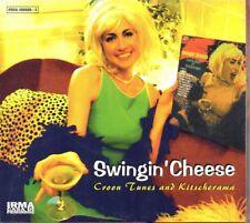 SWINGIN' CHEESE - CROON TUNES AND KITSCHERAMA - CD (NUOVO) DIGIPACK