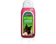 Johnsons Dog Anti Tangling Conditioning Shampoo 200ml