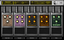 Image-Line Hardcore Guitar Effects Hard Plug-In Software Electronic Download
