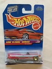 Hot wheels 1998 '59 CADDY LOW AND COOL SERIES