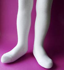 Beinlänge 41-50cm in Gr. 98,104,110,116 FALKE Mädchen Strumpfhose Perle-weiß